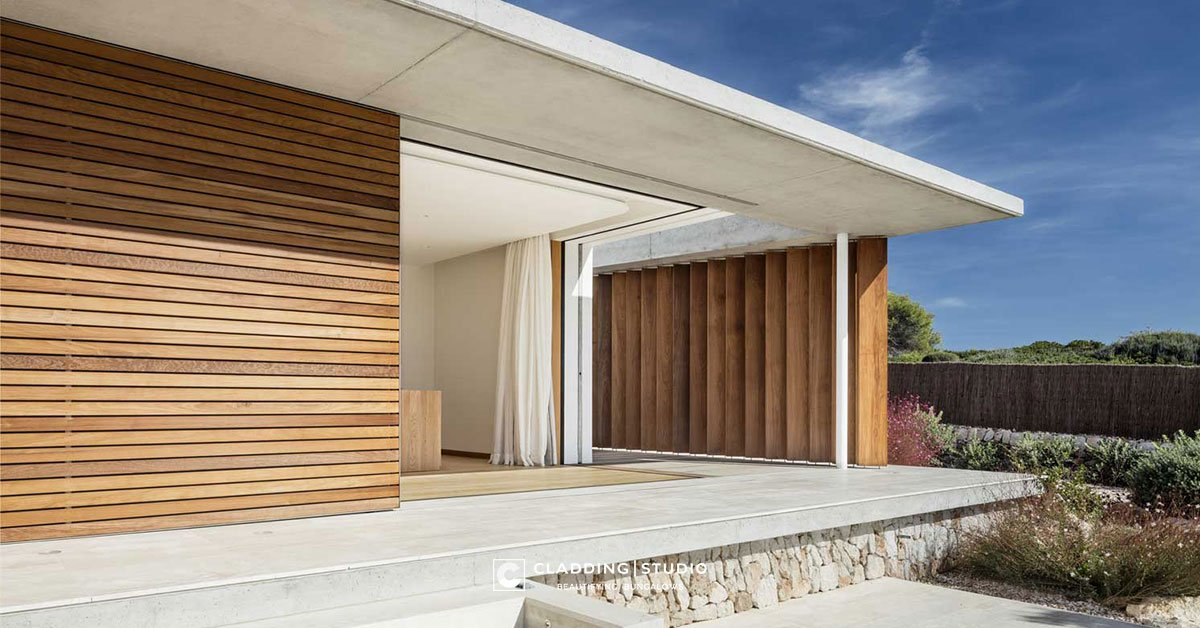 Basics of Interior and Exterior Wall Cladding in Goa by Cladding Studio